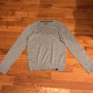 Aeropostale gray men's sweater. Like new